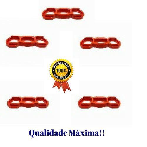 Kit C/ 5 Guia Da Caixa De Direção Civic 2001/2006
