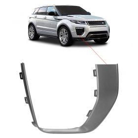 Aplique Moldura Parachoque Farol de Milha Direito Range Rover Evoque 2016 2017 2018 2019