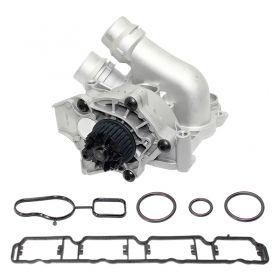 Bomba de Água + Junta do Coletor de Admissão Volkswagen Jetta Golf Tiguan Passat Audi A3 A4 A5 Q5
