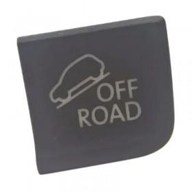 Botão Off Road Do Controle De Tração Volkswagen Fox / Spacefox - 5Z0927325