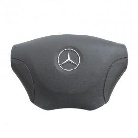 Capa Tampa Buzina Do Volante Mercedes Sprinter / Accelo 1995 - 2010