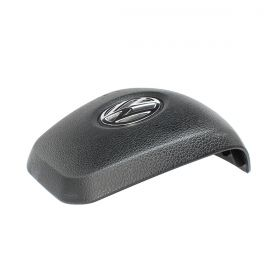 Capa / Tampa Do Volante Volkswagen Fox Gol Saveiro - Para Volante Sem Airbag