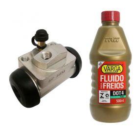 Cilindro de Freio / Burrinho Ford F1000 4x4 com Fluido Varga