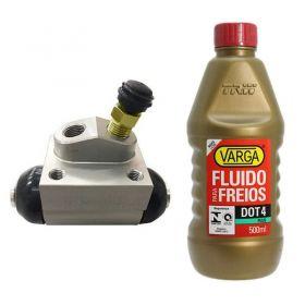 Cilindro de Freio / Burrinho Kia Sportage com Fluido Varga