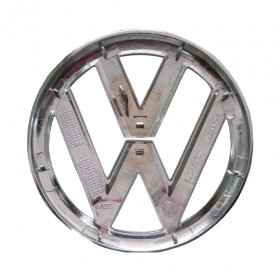 Emblema Da Grade Dianteira Volkswagen Gol / Saveiro / Voyage