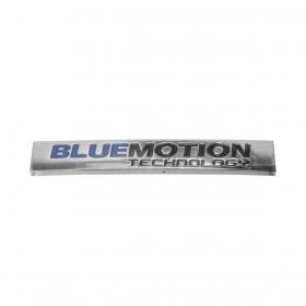 Emblema Dianteiro Bluemotion Technology Volkswagen Jetta Golf Tiguan