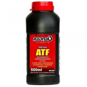 Fluido de transmissão / Fluido de óleo radnaq ho atf 500ml pro-car - RQ7051