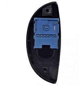 Interruptor Botao Vidro Eletrico + Moldura Palio 715296614am