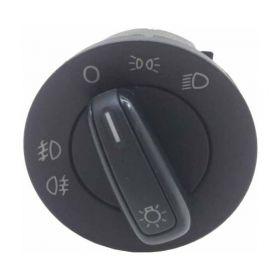Interruptor para Chave de Luz com Farol Auxiliar Volkswagen Up - 1SB941531A