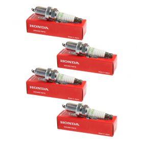 Jogo 4 Velas de Ignição Original Honda FIT 1.5 2004 / 2008  - CIVIC 1.7 2001 - 2006