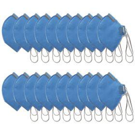 Kit 20 Máscaras Respiratória Semi Facial - Simples