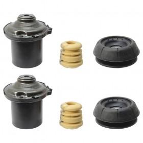 Kit Par Coxim do Amortecedor Dianteiro Chevrolet Astra / Corsa