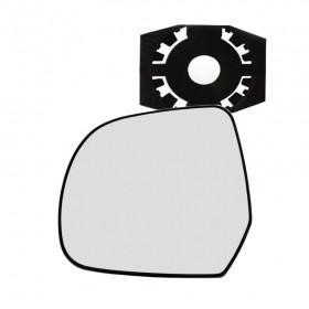 Lente Espelho Do Retrovisor C Base Lado Esquerdo Nissan March 11/18