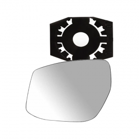 Lente Espelho Do Retrovisor Com Base Ld Esq. Nissan Sentra