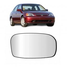 Lente Espelho Do Retrovisor Lado Direito Honda Civic  02/05