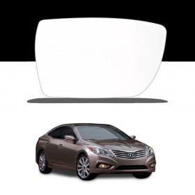 Lente Espelho Do Retrovisor Lado Direito Hyundai Azera 2012..
