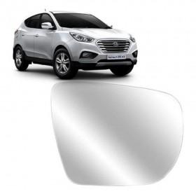 Lente Espelho Do Retrovisor Lado Direito Hyundai IX 35 10/15