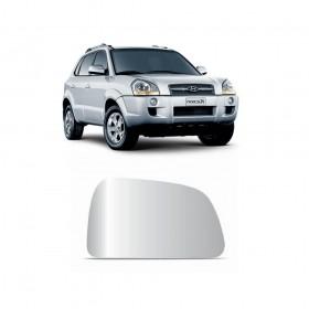 Lente Espelho Do Retrovisor Lado Direito Hyundai Tucson
