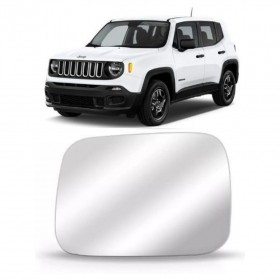 Lente Espelho Do Retrovisor Lado Direito Jeep Renegade