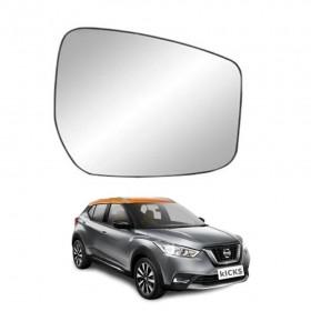 Lente Espelho Do Retrovisor Lado Direito Nissan Kicks 16/20