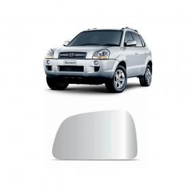 Lente Espelho Do Retrovisor Lado Esquerdo Hyundai Tucson