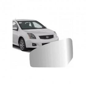 Lente Espelho Do Retrovisor Ld Esquerdo Nissan Sentra 04/09