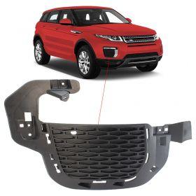 Moldura Grade Inferior do Farol de Milha Direito Range Rover Evoque 2016 2017 2018 2019