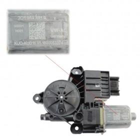 Motor Vidro Elétrico Dianteiro Esquerdo Polo/Virtus 18 / 20