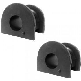Par bucha da barra estabilizadora dianteira chevrolet agile - 94752782