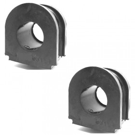 Par bucha da barra estabilizadora dianteira chevrolet blazer - 15697727