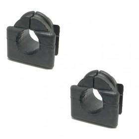 Par bucha da barra estabilizadora dianteira fiat pampa / corcel - 89EU5484AA