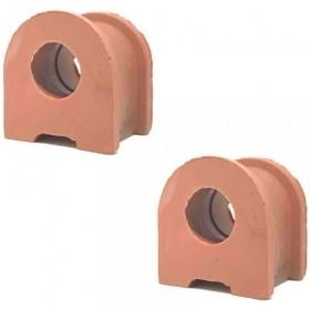 Par bucha da barra estabilizadora dianteira fiat uno / elba / prêmio - 7711844
