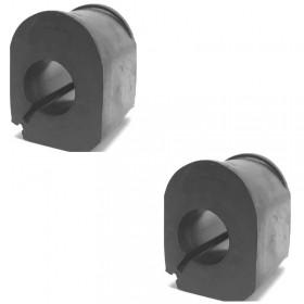 Par bucha da barra estabilizadora dianteira (interna) renault clio - 7700798053