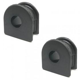 Par bucha da barra estabilizadora traseira chevrolet blazer 96 / 11 - 15697706