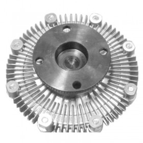 Polia viscosa ford transit / ranger / super duty f150 / f250 - 98VB8A616AB