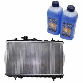 Radiador Arrefecimento Motor Jac J3 1.4 1.5 + Aditivos