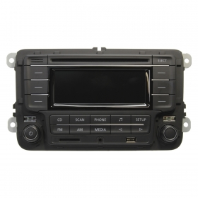 Rádio Original VW Gol Saveiro Voyage Fox G7 Jetta Tiguan Amarok - Semi Novo