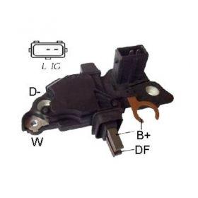 Regulador de Voltagem Bmw 320i / 325Ci / 325xi / 330Ci / 330xi / 525i - IK5245