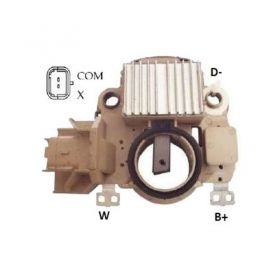 Regulador de Voltagem Honda Civic 14v 12 / 16 - IK5499