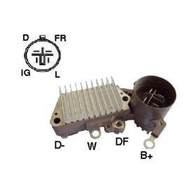 Regulador de Voltagem Honda Civic Cr-x Acura - IK5840