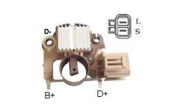 Regulador de Voltagem Ikro Nissan / Mitsubishi