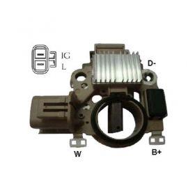 Regulador de Voltagem Mitsubishi 28V Ikro - IK5388