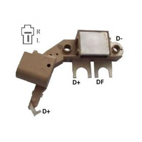 Regulador de Voltagem Mitsubishi Fuso Trucks Diesel - IK5971