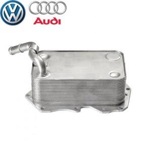 Resfriador De Óleo Trocador De Calor Audi Q7 A8 057117021p