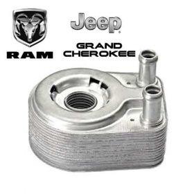 RESFRIADOR ÓLEO DODGE RAM 1500 3.7 V6 JEEP GRAND CHEROKEE