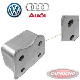 Resfriador Trocador Calor Óleo Audi Wv Porsche Q7 Touareg