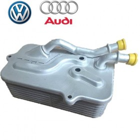 Resfriador Trocador Calor Óleo Cambio AUDI A6 A8 - 09e409061