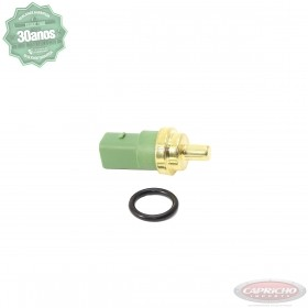 Sensor de Temperatura VW Gol / Bora / Fox / Golf / Passat / Parati / Kombi / Saveiro - Com Anel de vedação