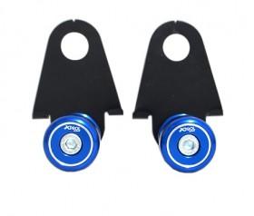 Slide traseiro de balança carburada honda hornet / cbr1000rr / cbr600f - 000343CA