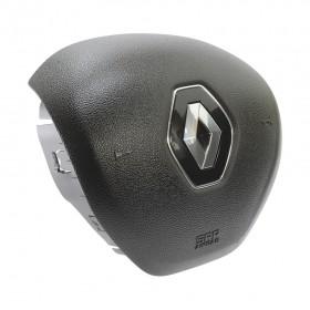 Tampa Capa Airbag Buzina Do Volante Renault Sandero / Logan 2020 2021